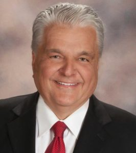 Governor-Elect Steve Sisolak (D)