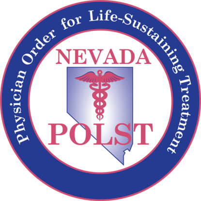 Nevada POLST logo
