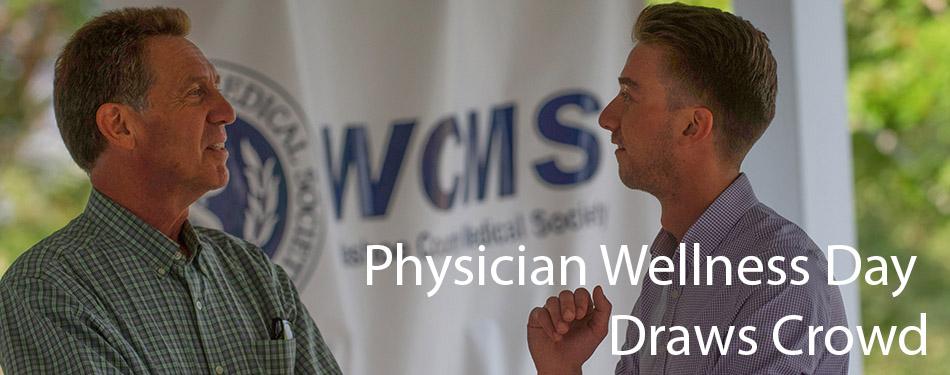 Physician Wellness Day Draws Crowd